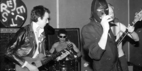 1977 Punk Calender