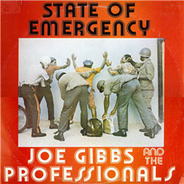 Joe Gibbs And The Professionals