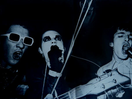 The Damned 1976