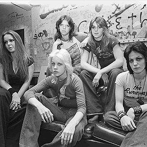 Joan Jett 70s Runaways