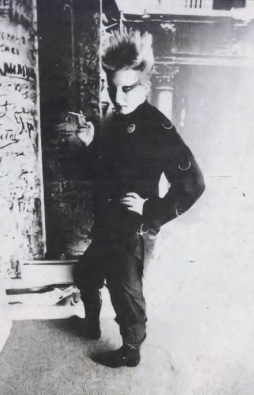 Punk Residue Jordan